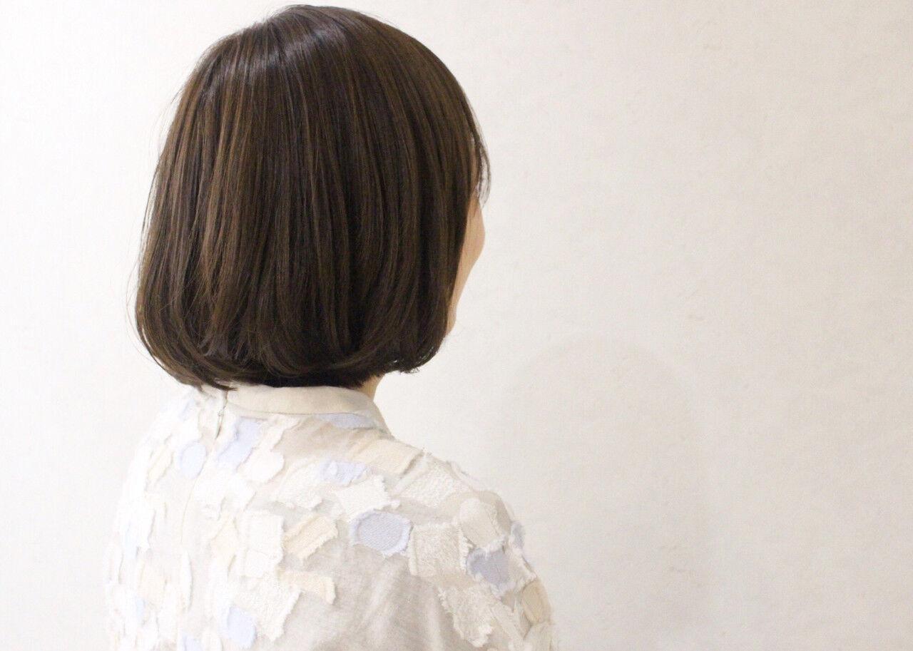 大人かわいい ナチュラル グレージュ 外国人風ヘアスタイルや髪型の写真・画像