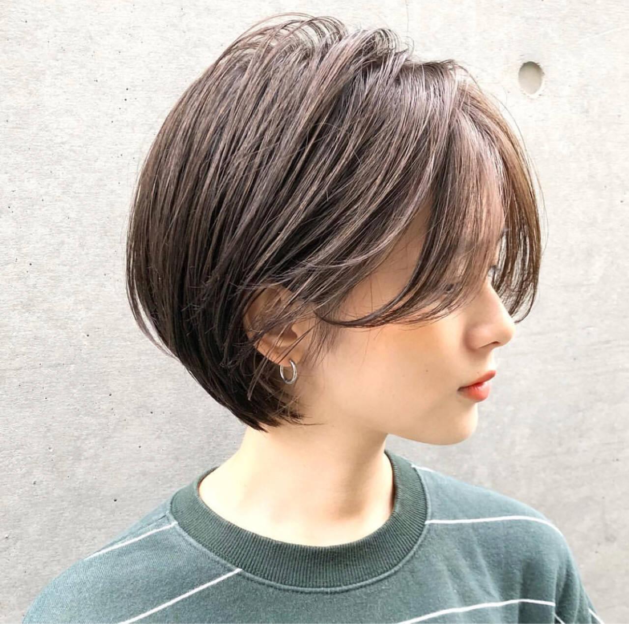 スポーツ ヘアアレンジ ショート 簡単ヘアアレンジヘアスタイルや髪型の写真・画像