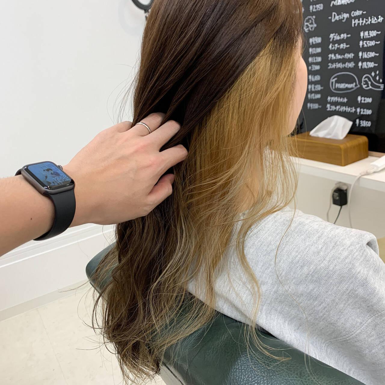ナチュラル 透明感 大人かわいい ロングヘアスタイルや髪型の写真・画像
