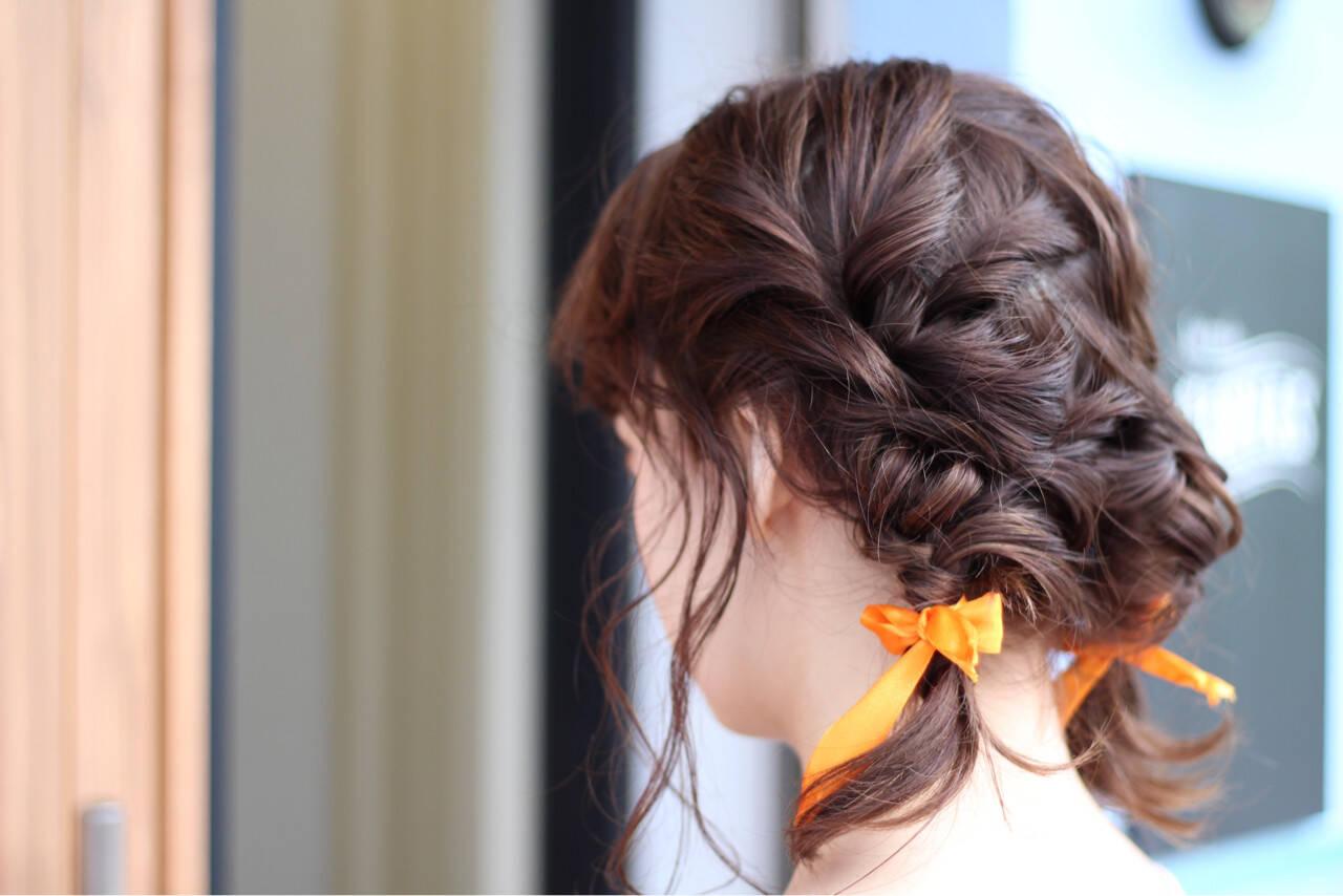 秋 ミディアム 透明感 デートヘアスタイルや髪型の写真・画像