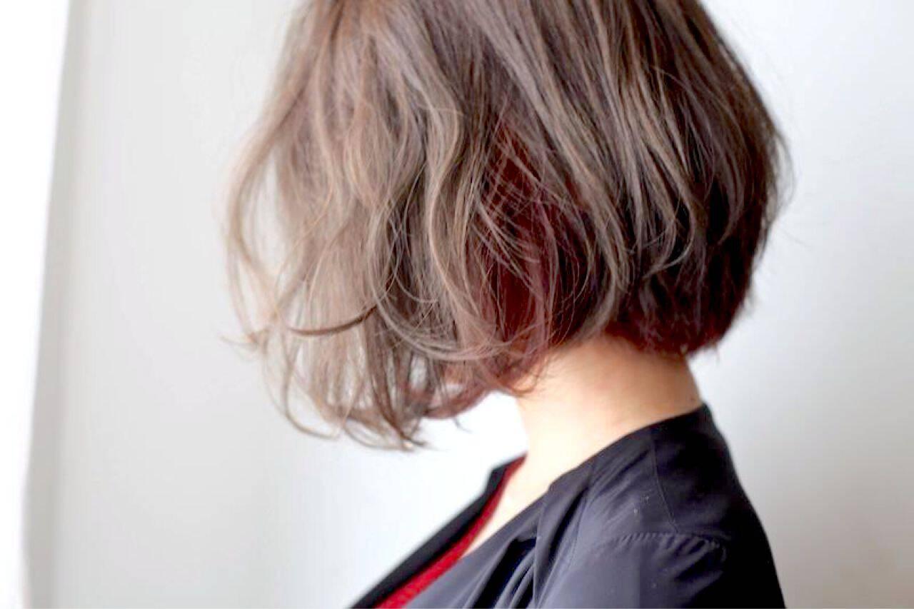 大人かわいい パーマ フェミニン こなれ感ヘアスタイルや髪型の写真・画像