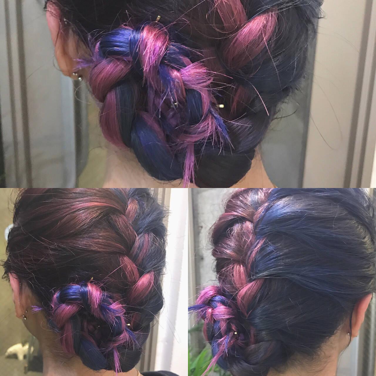 ショート ボブ モード 簡単ヘアアレンジヘアスタイルや髪型の写真・画像