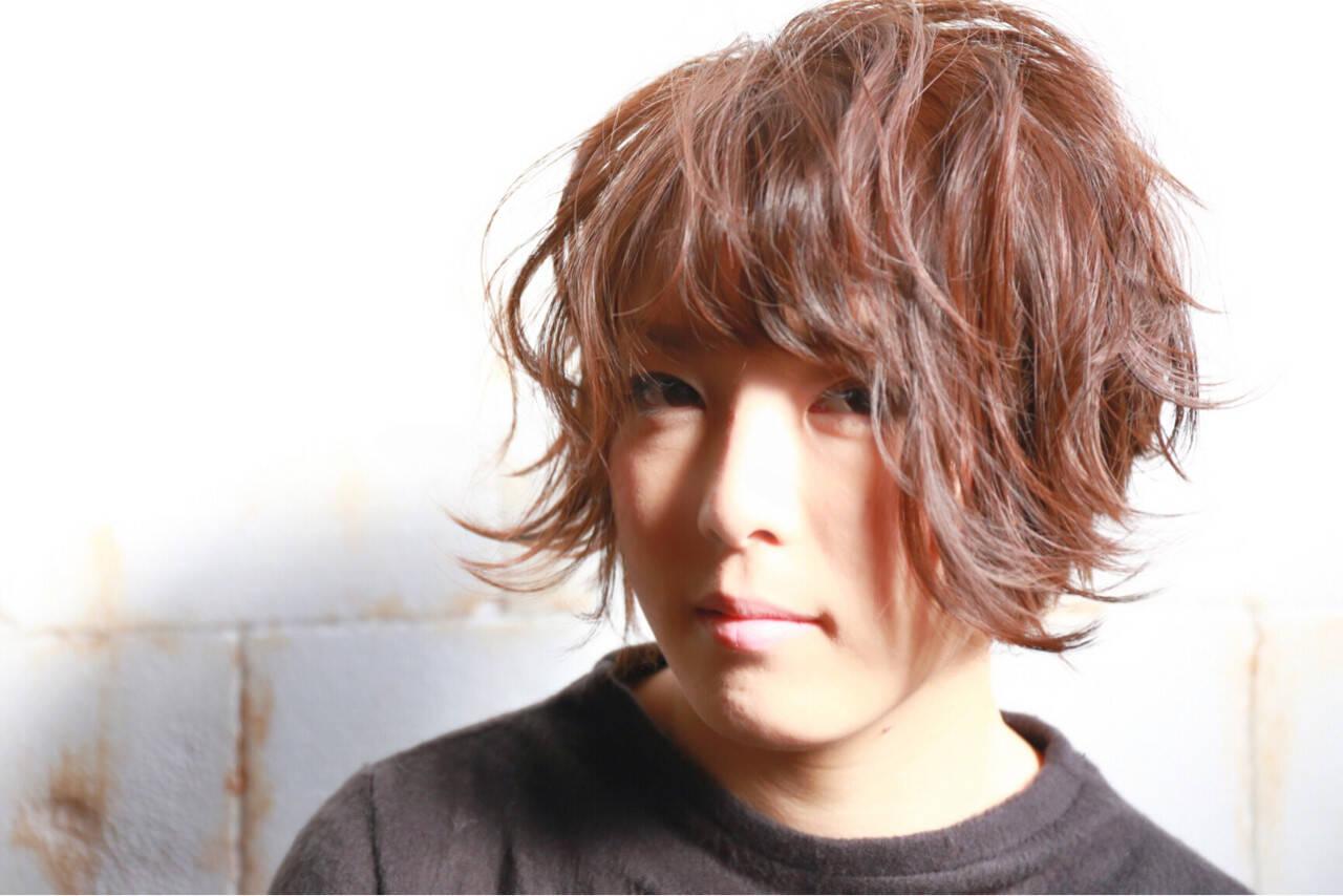 かわいい ショートボブ ボブ ショートヘアスタイルや髪型の写真・画像