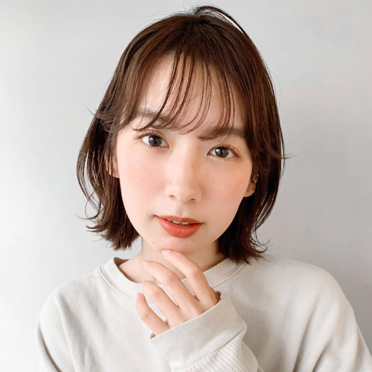 ゆるふわセット インナーカラーパープル インナーカラーグレー インナーカラーグレージュヘアスタイルや髪型の写真・画像