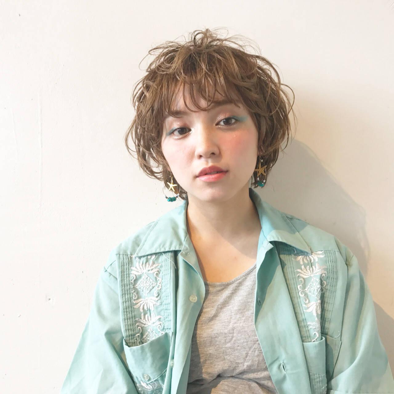 アンニュイ ナチュラル 外国人風カラー ハイライトヘアスタイルや髪型の写真・画像