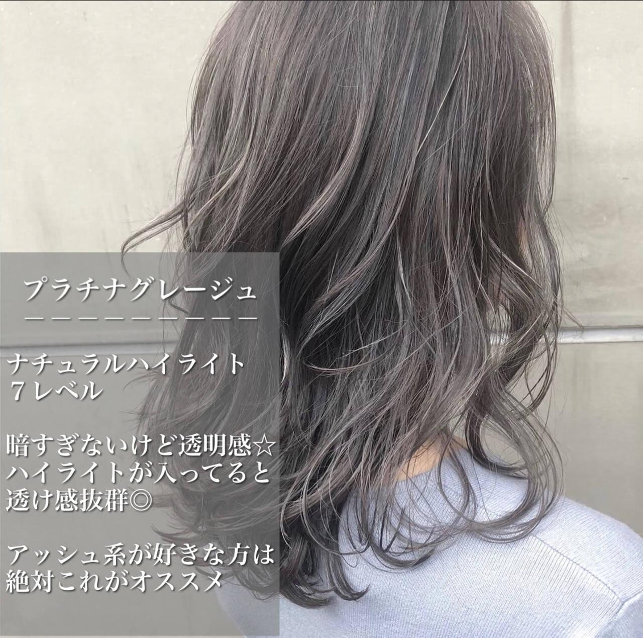 ウルフカット セミロング ミニボブ ショートヘアヘアスタイルや髪型の写真・画像