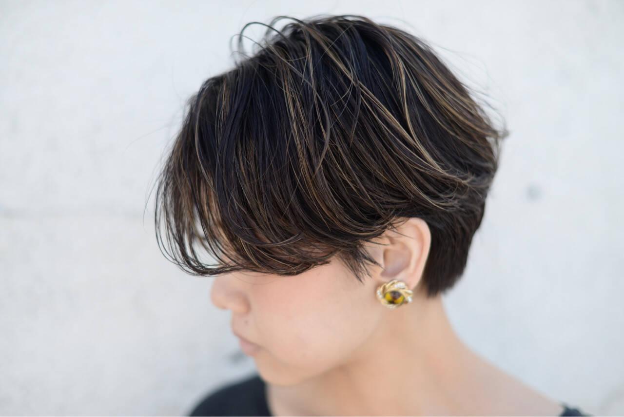 ウェーブ ストリート 外国人風 ハイライトヘアスタイルや髪型の写真・画像