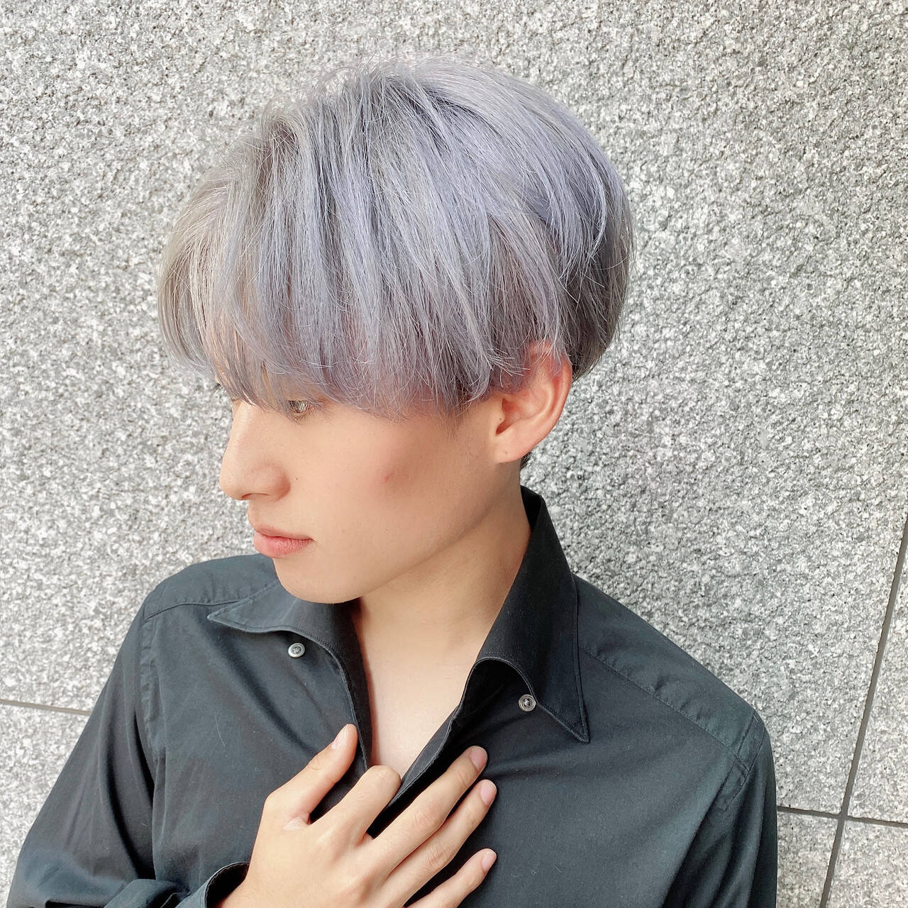 メンズ メンズカット ショート 韓国ヘアヘアスタイルや髪型の写真・画像