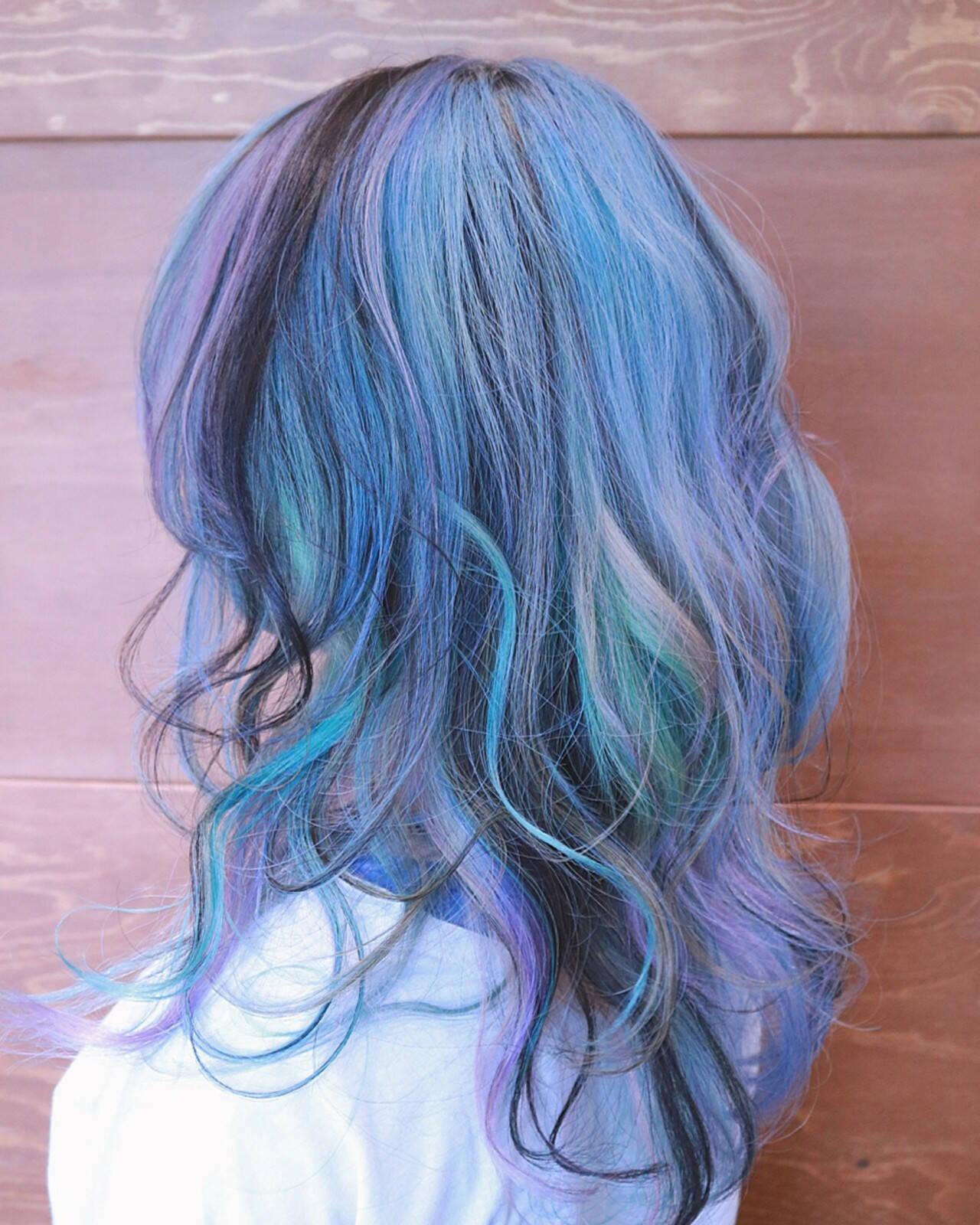 セミロング 色気 涼しげ 夏ヘアスタイルや髪型の写真・画像