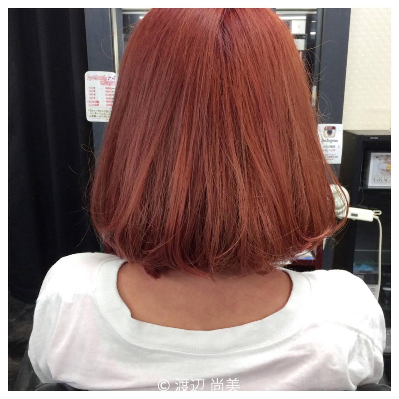 フェミニン ゆるふわ ガーリー ボブヘアスタイルや髪型の写真・画像