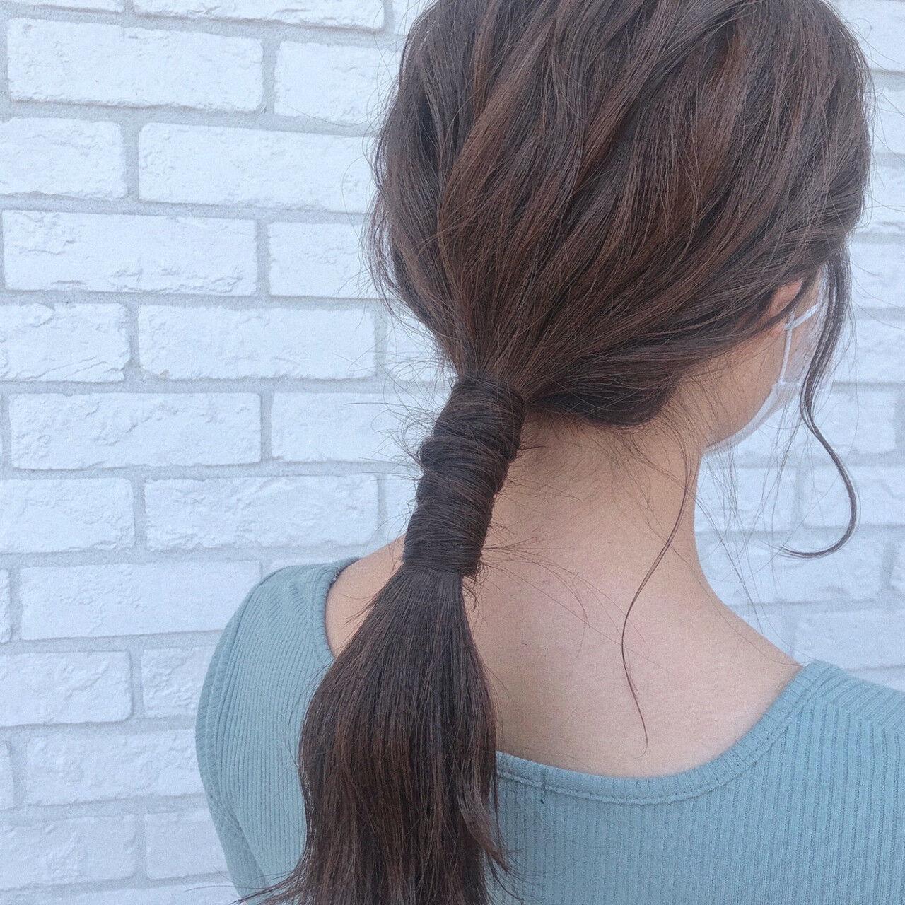 中野友梨/hair&make