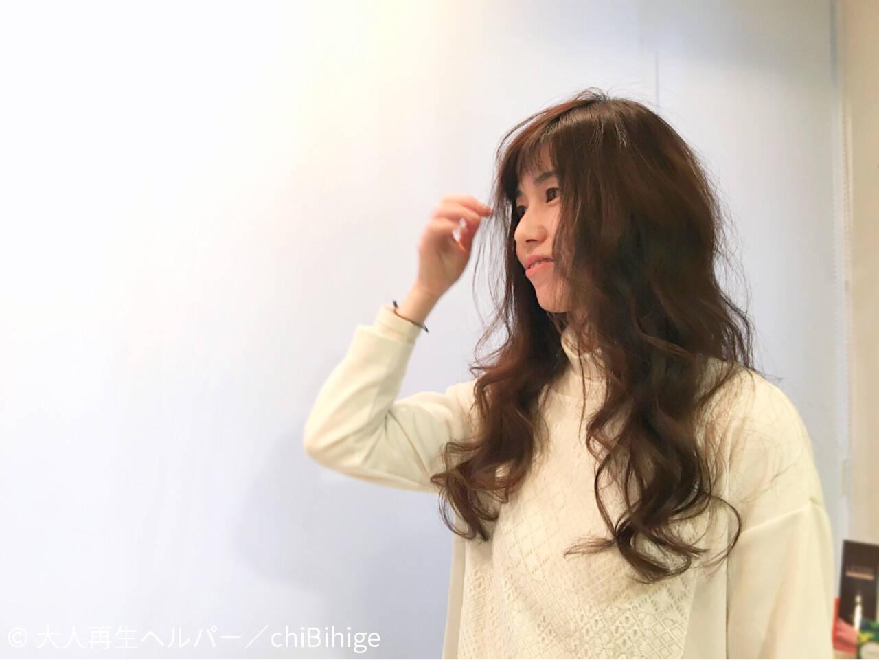 大人女子 ナチュラル 素朴 大人かわいいヘアスタイルや髪型の写真・画像