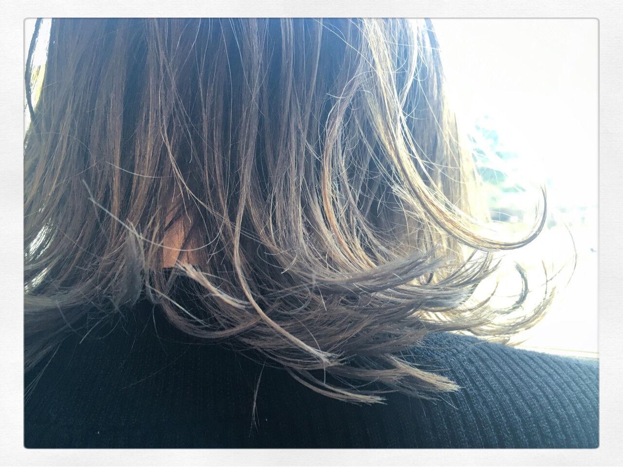 ミディアム ヘアアレンジ 外国人風 夏ヘアスタイルや髪型の写真・画像