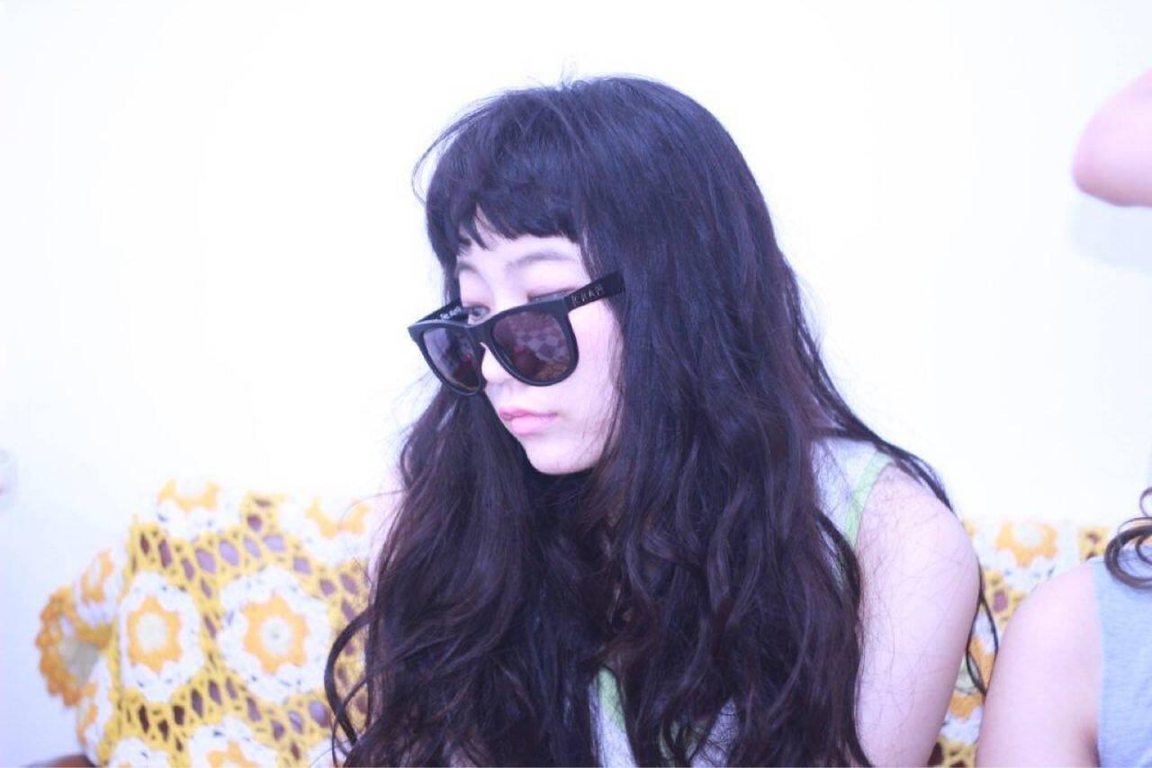 ラフ ロング かっこいい モードヘアスタイルや髪型の写真・画像