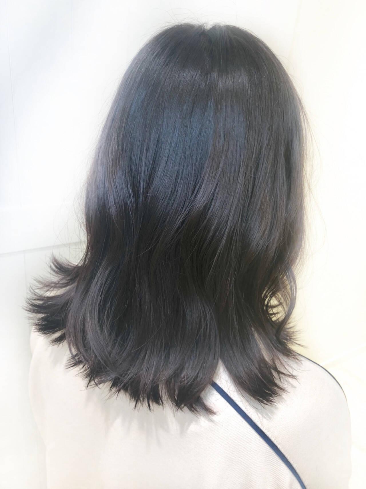 デート 大人かわいい ウェーブ ゆるふわヘアスタイルや髪型の写真・画像
