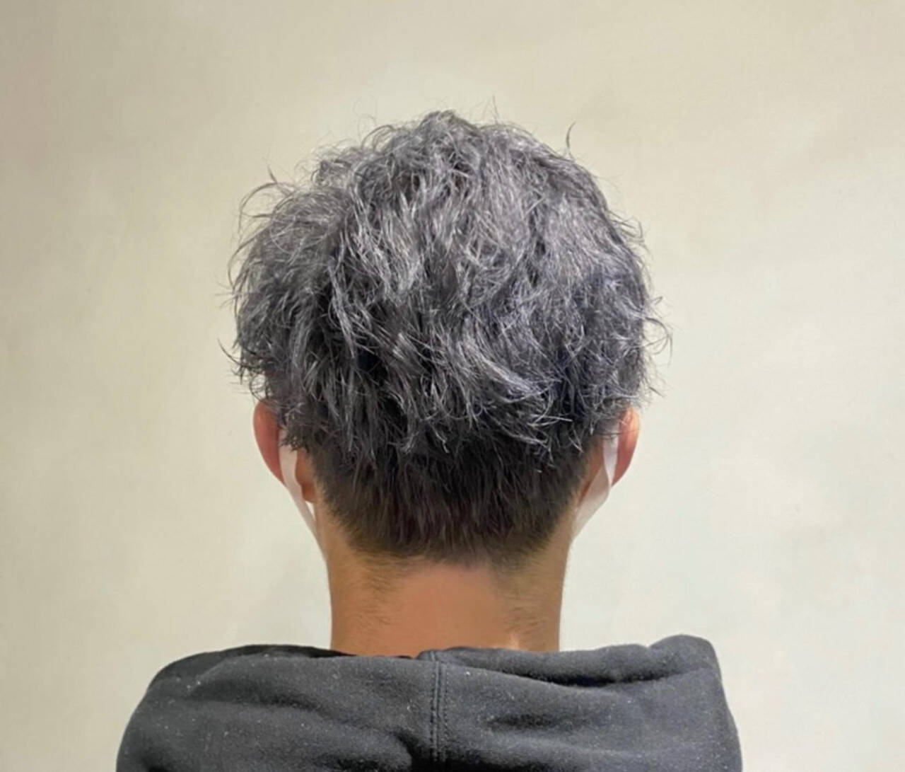 ブリーチ モード ブリーチオンカラー ショートヘアスタイルや髪型の写真・画像