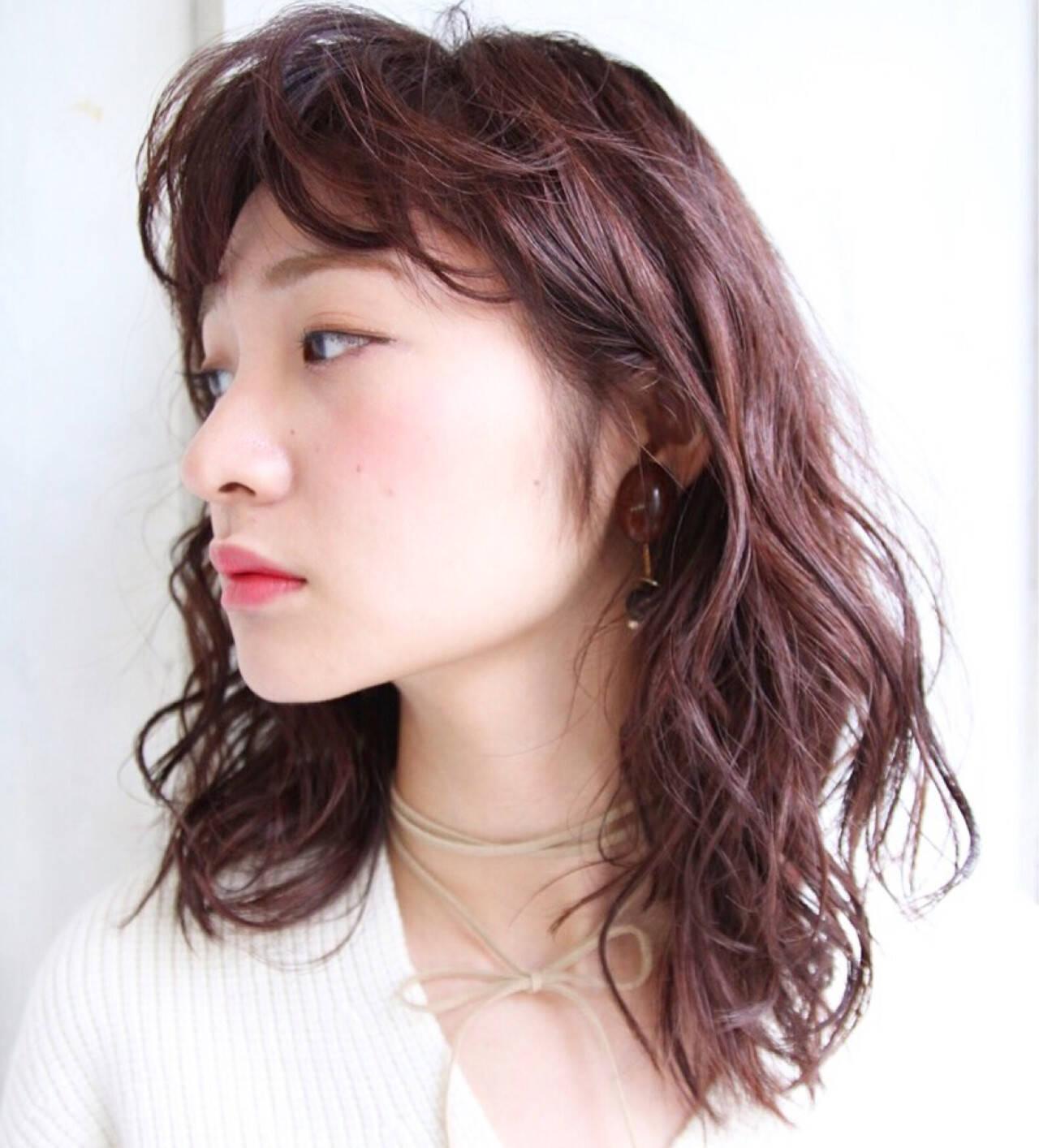 大人女子 ゆるふわ 大人かわいい 色気ヘアスタイルや髪型の写真・画像