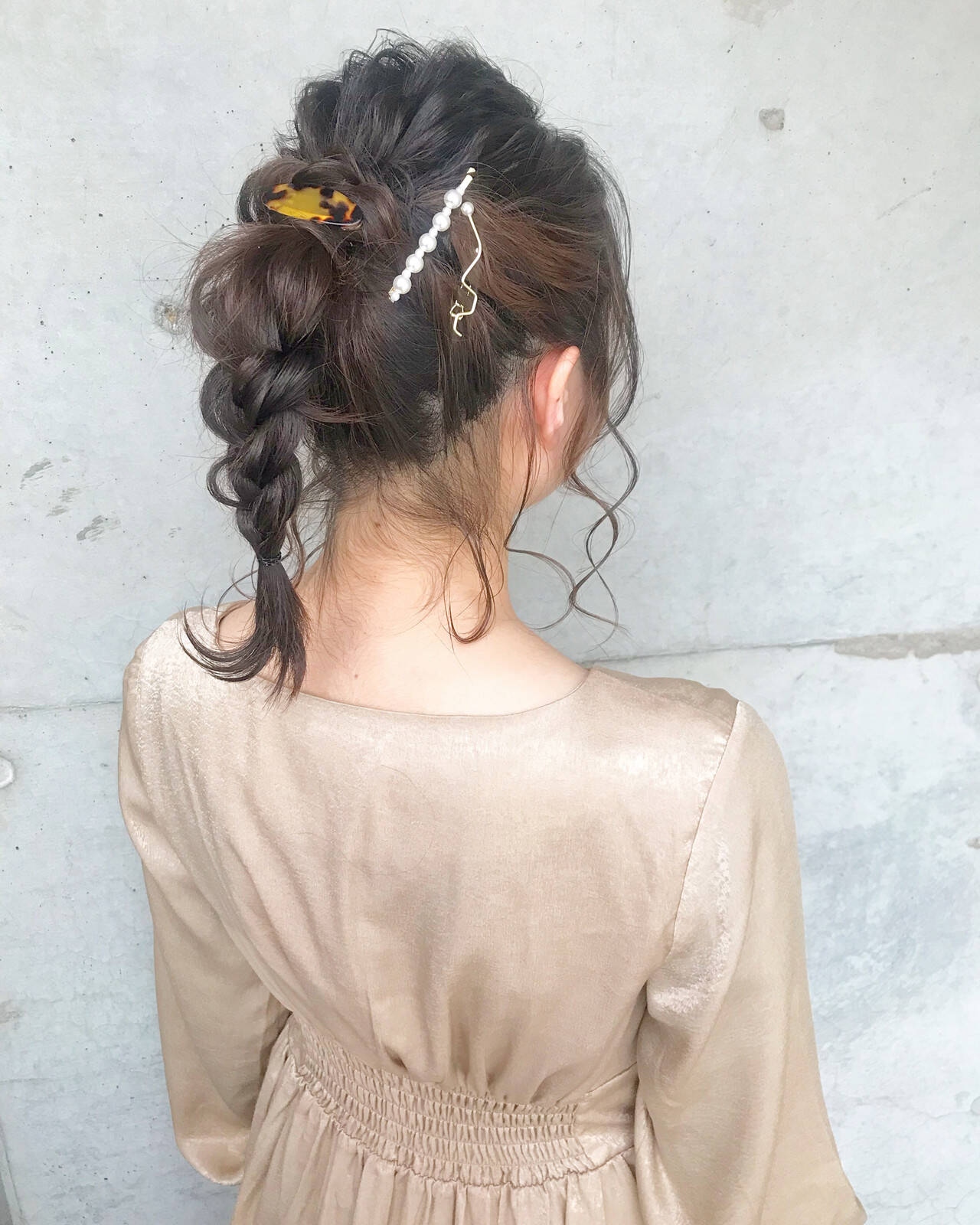 ナチュラル 結婚式ヘアアレンジ ヘアアレンジ 結婚式髪型ヘアスタイルや髪型の写真・画像