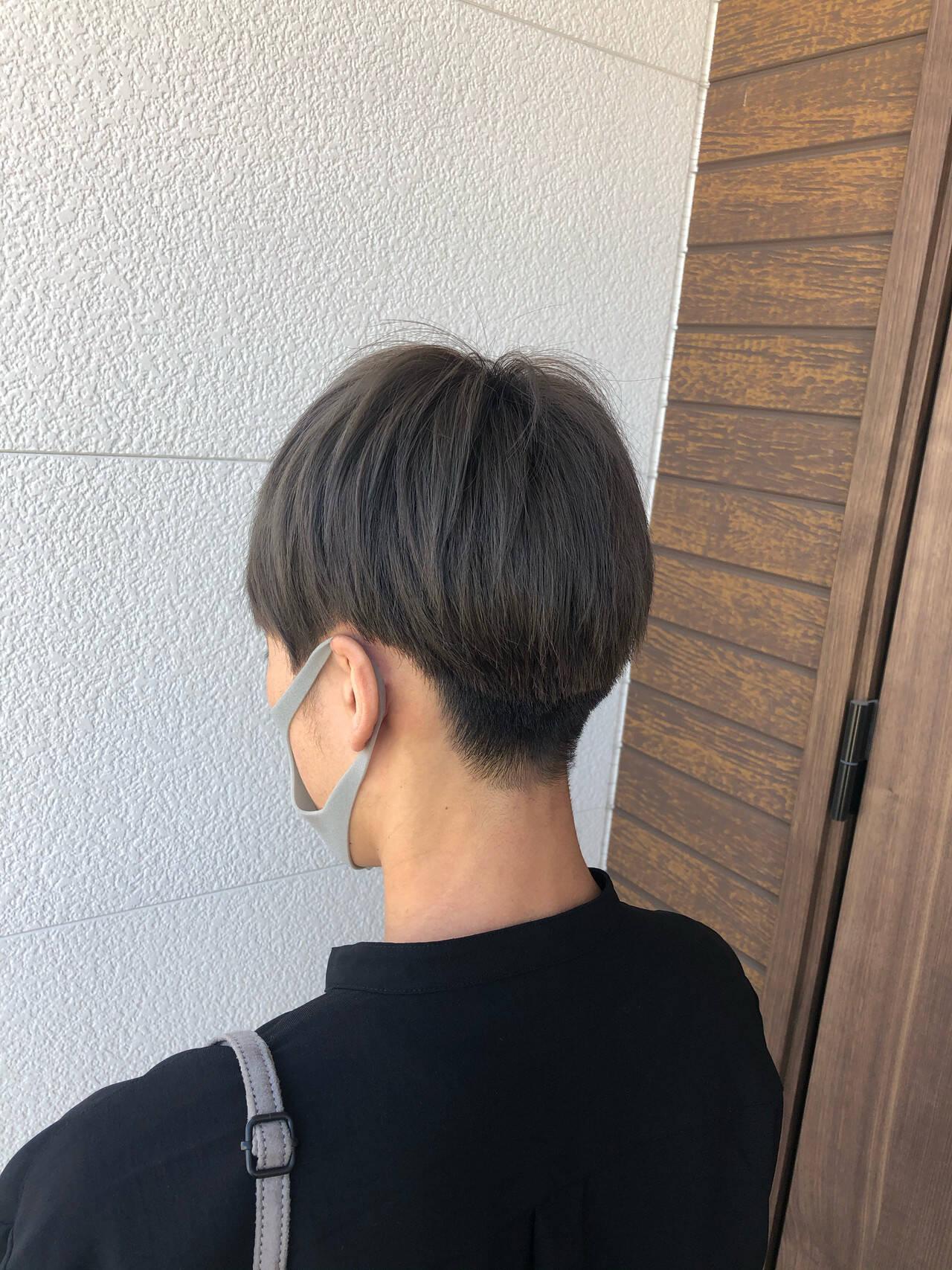 マッシュ モード ショート メンズマッシュヘアスタイルや髪型の写真・画像