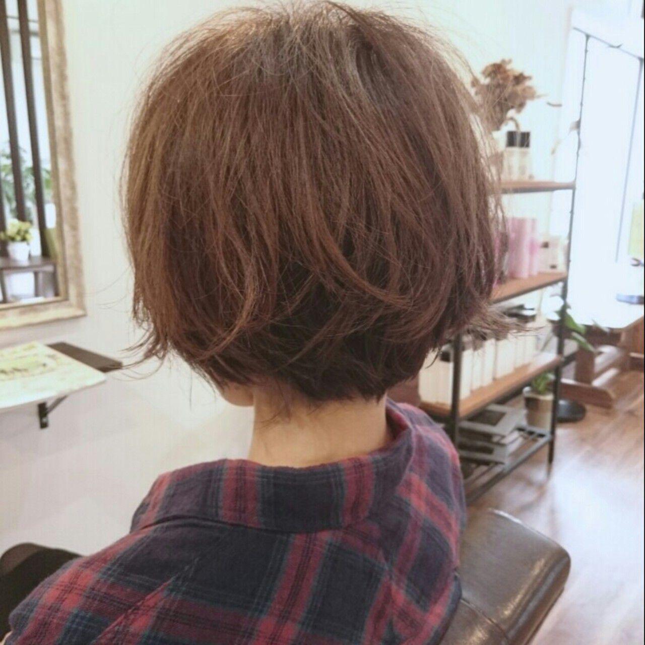 艶髪 パーマ 大人かわいい ゆるふわヘアスタイルや髪型の写真・画像