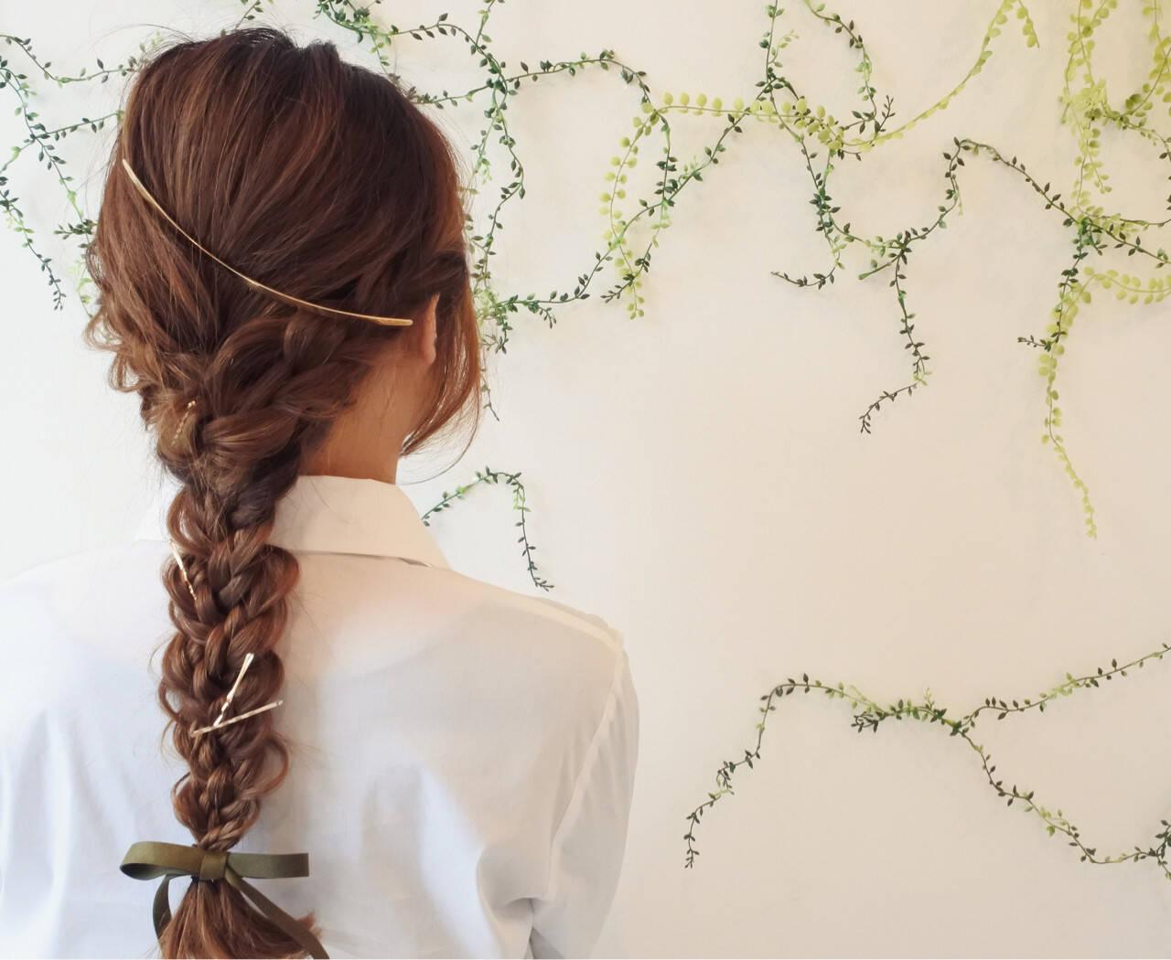 大人かわいい ゆるふわ ヘアアレンジ ナチュラルヘアスタイルや髪型の写真・画像