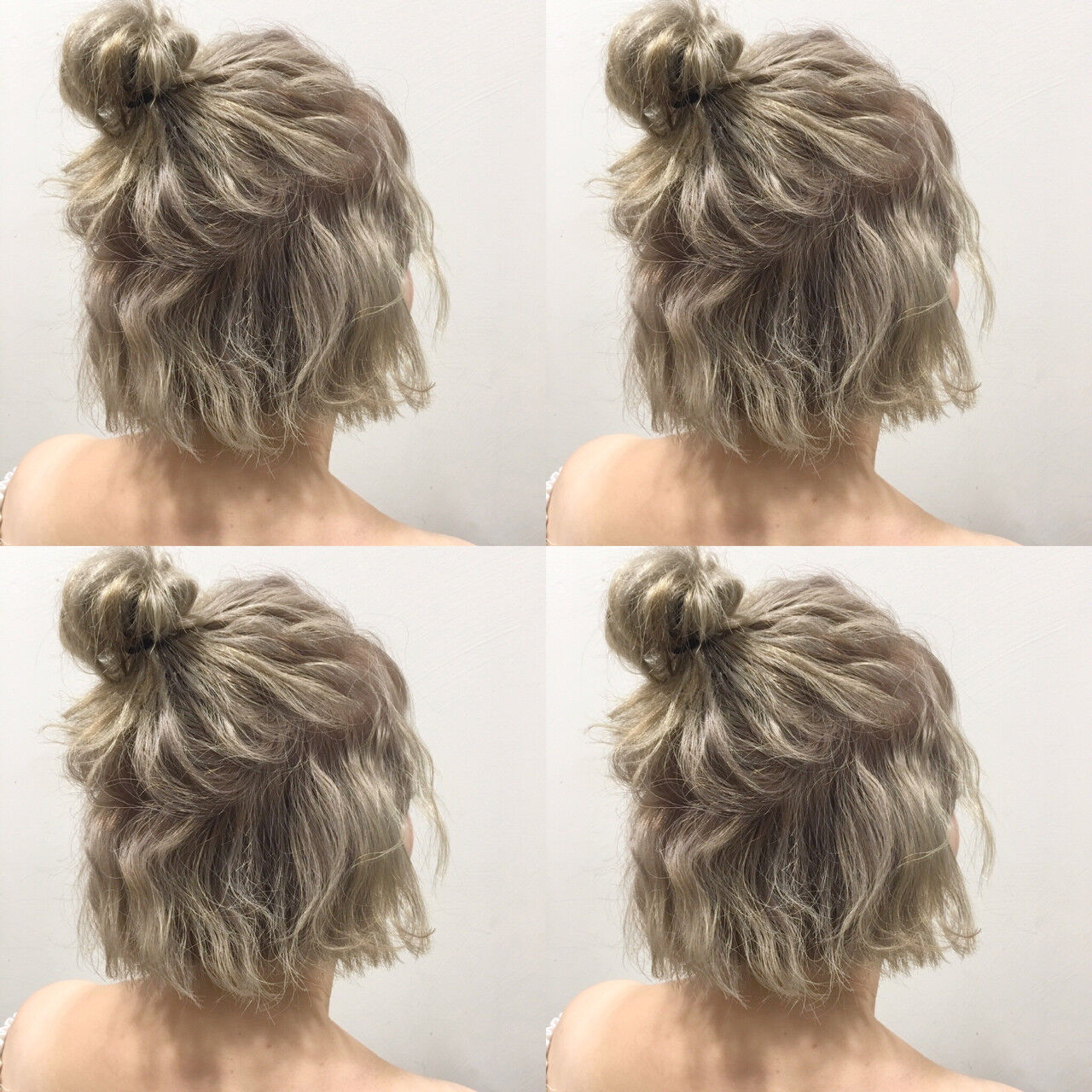 簡単ヘアアレンジ 外国人風 ストリート ヘアアレンジヘアスタイルや髪型の写真・画像