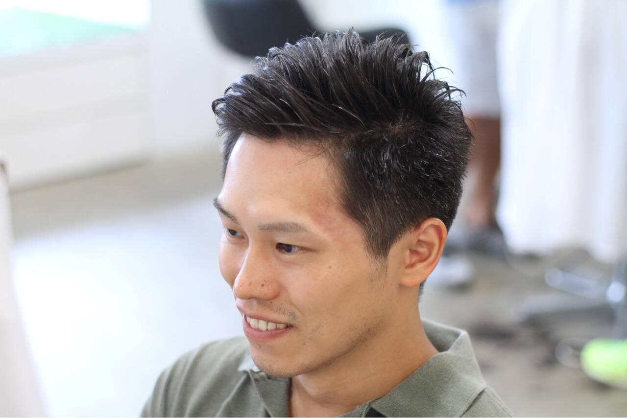 坊主 刈り上げ ボーイッシュ モテ髪ヘアスタイルや髪型の写真・画像