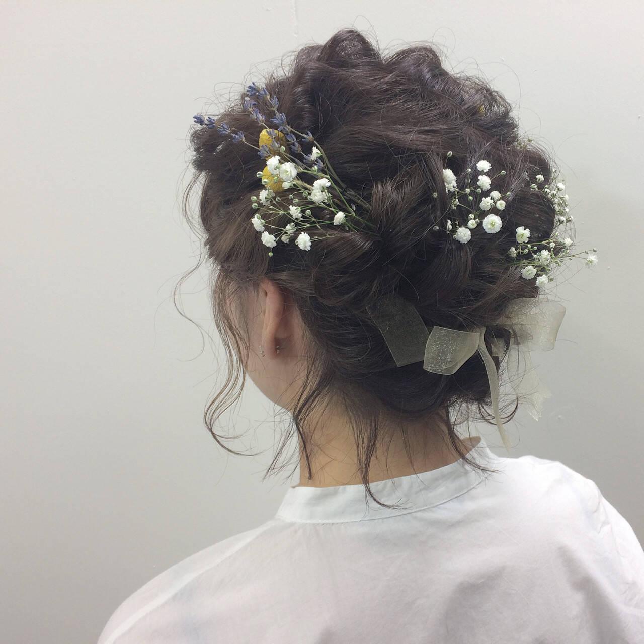 リラックス デート 女子会 ヘアアレンジヘアスタイルや髪型の写真・画像
