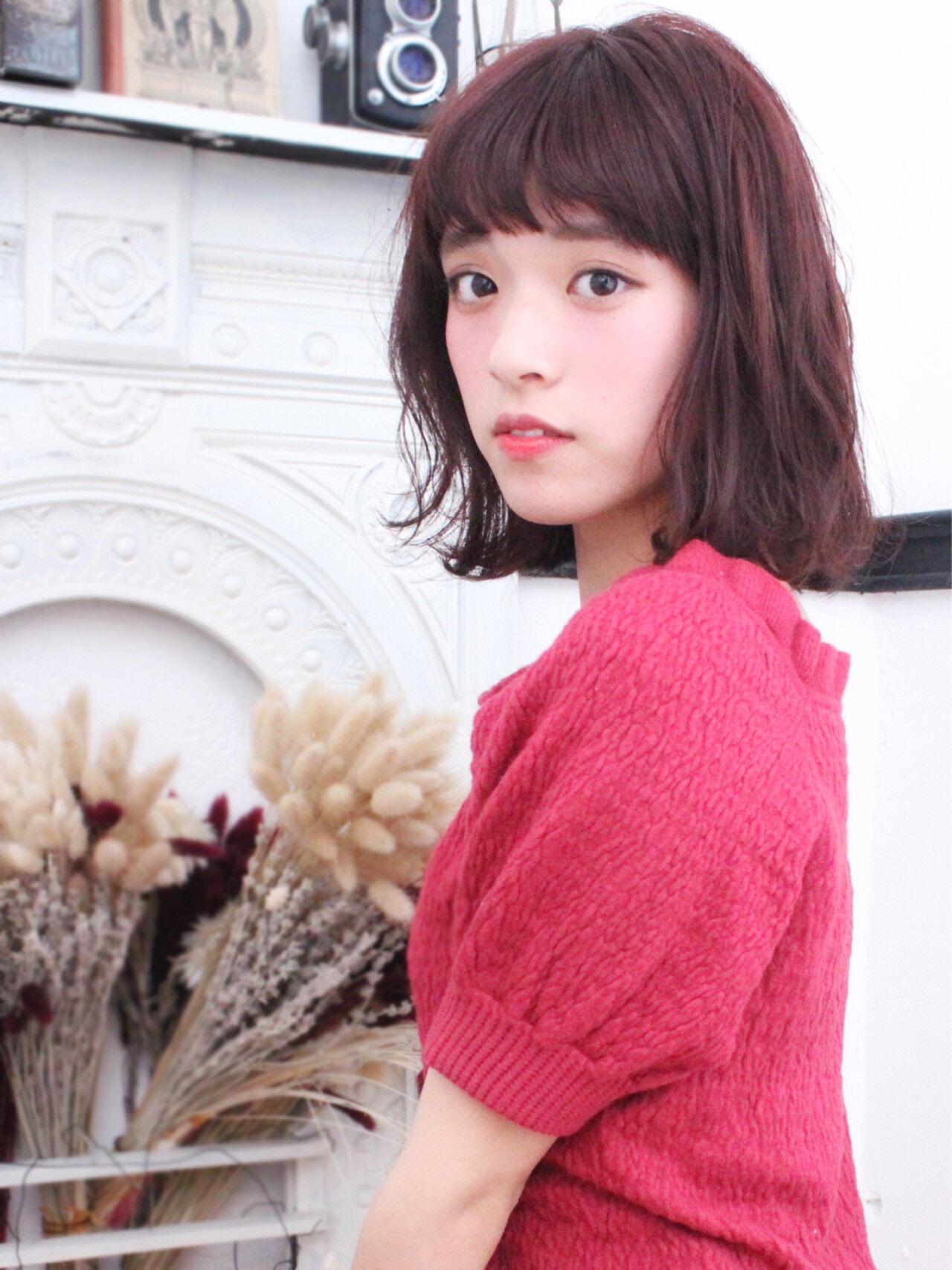 外国人風 ピュア 色気 ナチュラルヘアスタイルや髪型の写真・画像