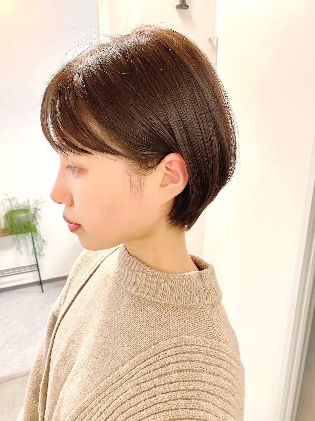 大人可愛い【ショート・ボブが得意】つばさ/VIE