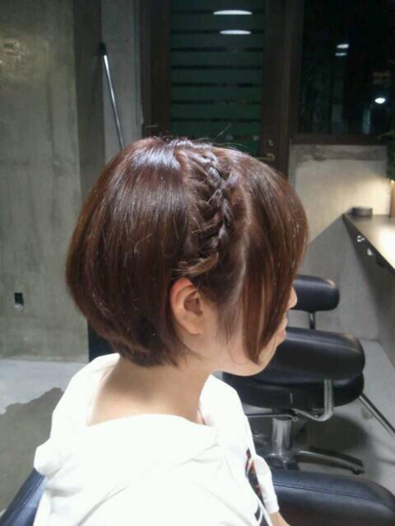 アッシュ ガーリー パーマ 簡単ヘアアレンジヘアスタイルや髪型の写真・画像