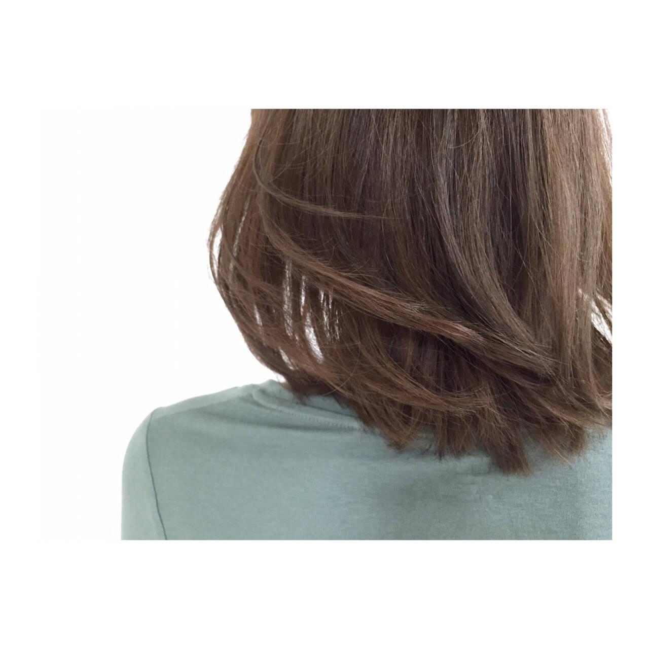 外国人風 暗髪 ボブ 大人かわいいヘアスタイルや髪型の写真・画像