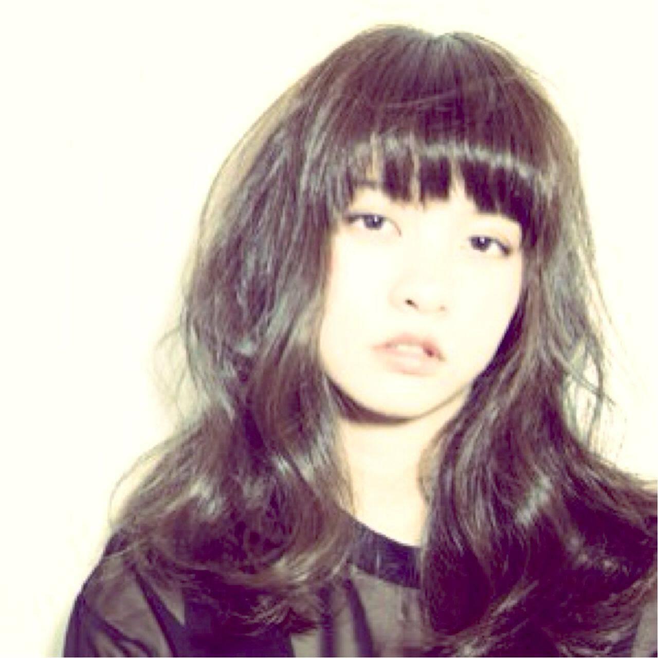 ストリート ナチュラル 丸顔 大人かわいいヘアスタイルや髪型の写真・画像