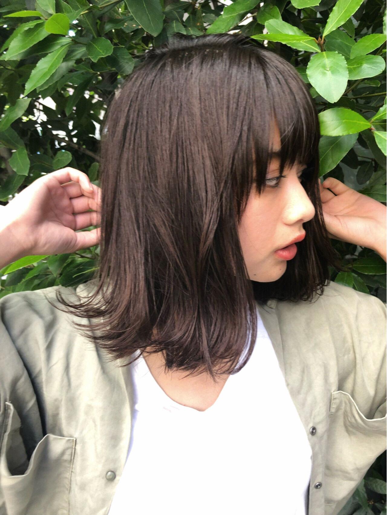 デート 涼しげ ヘアアレンジ アウトドアヘアスタイルや髪型の写真・画像
