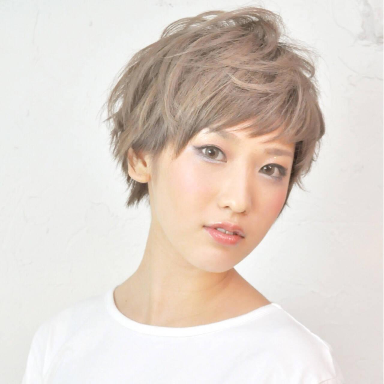 ブリーチ ピュア 外国人風 ハイライトヘアスタイルや髪型の写真・画像