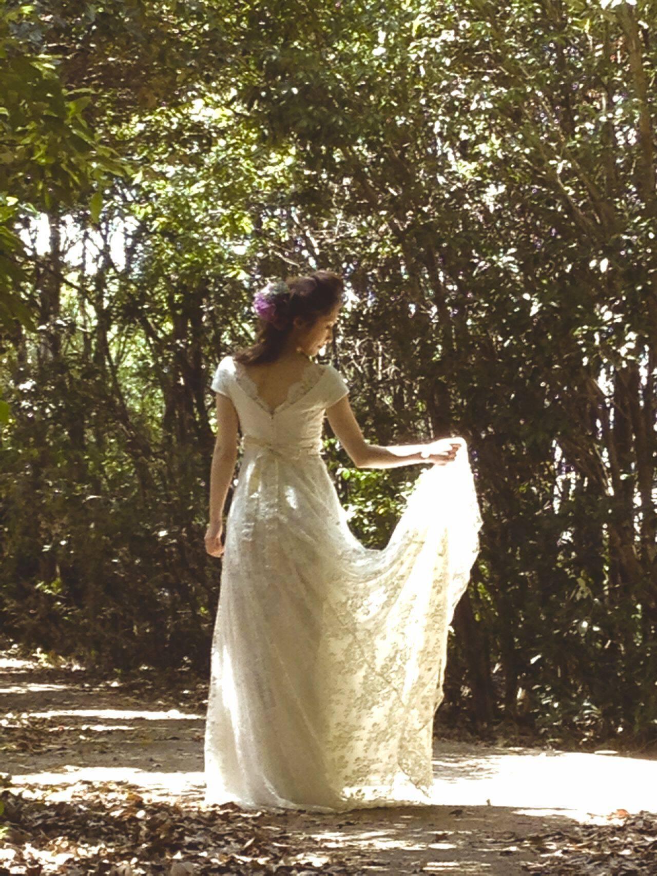 ロング 結婚式 外国人風 ヘアアレンジヘアスタイルや髪型の写真・画像
