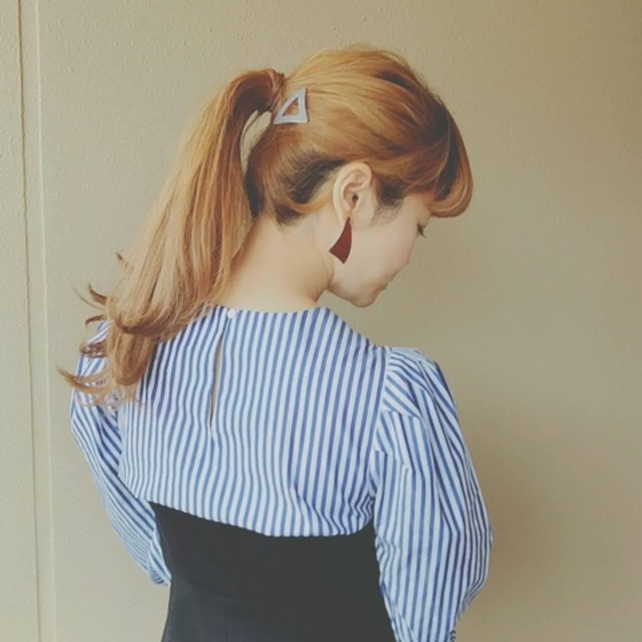 大人かわいい ロング 冬 ヘアアレンジヘアスタイルや髪型の写真・画像