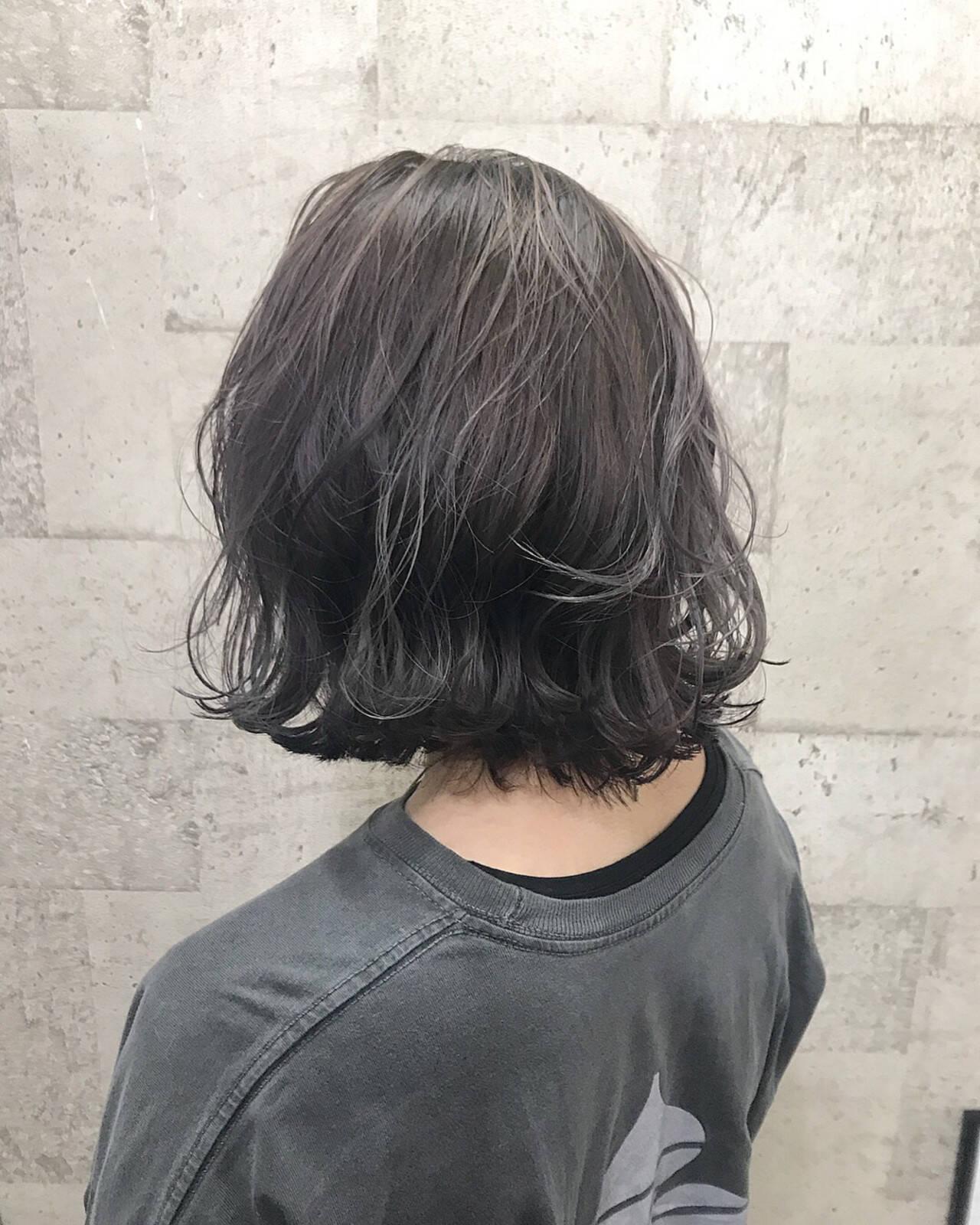 外国人風カラー 外国人風 ブリーチ ダブルカラーヘアスタイルや髪型の写真・画像
