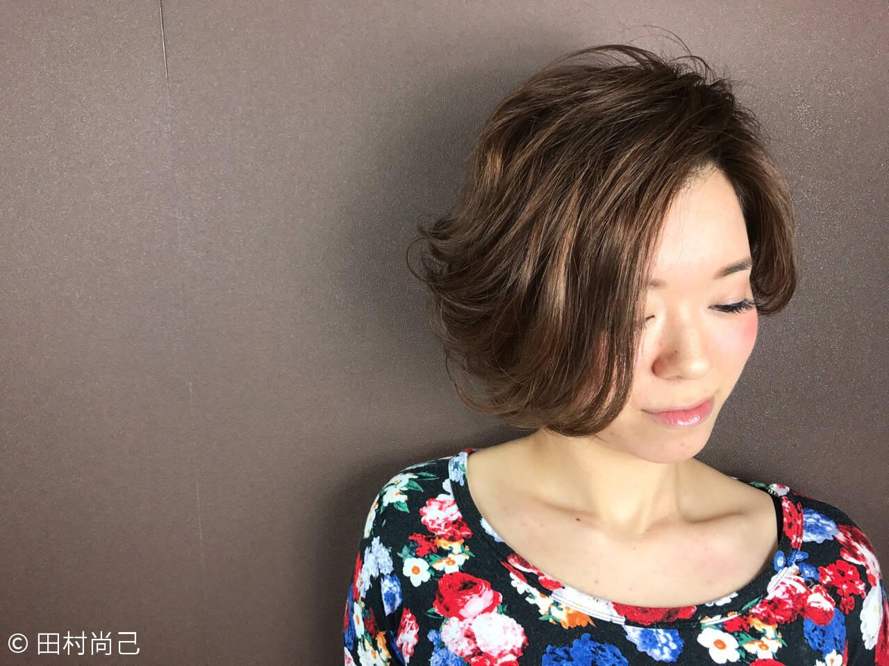 エレガント ボブ 大人女子 似合わせヘアスタイルや髪型の写真・画像