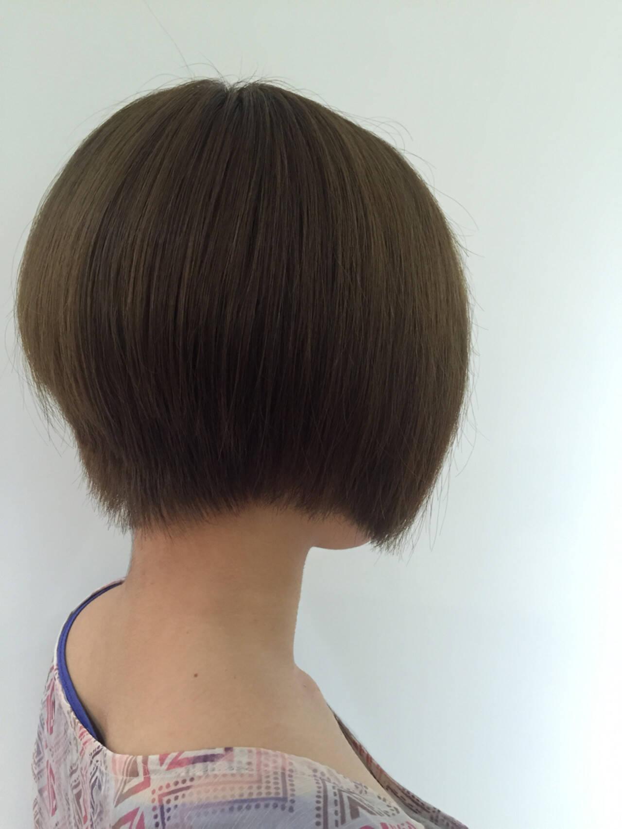 ショート 外国人風 外国人風カラー 大人かわいいヘアスタイルや髪型の写真・画像