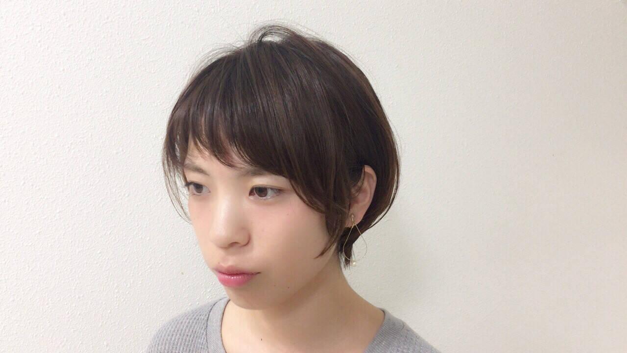 大人かわいい スポーツ 小顔 似合わせヘアスタイルや髪型の写真・画像