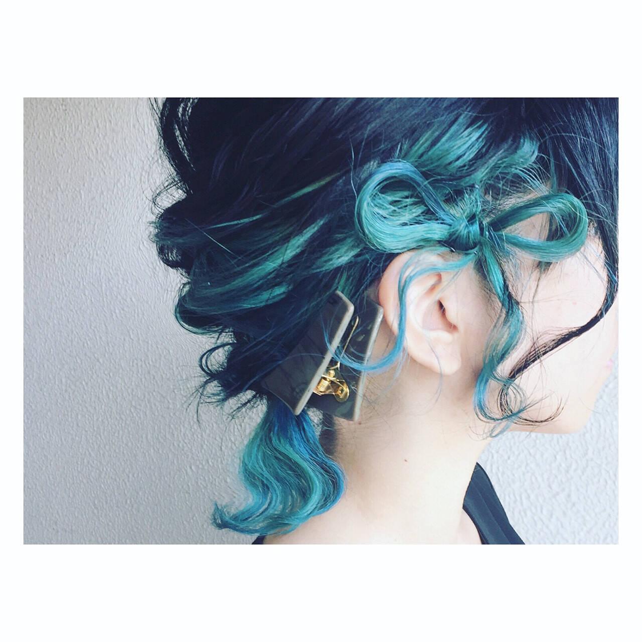 モード ウェットヘア ヘアアレンジ かっこいいヘアスタイルや髪型の写真・画像
