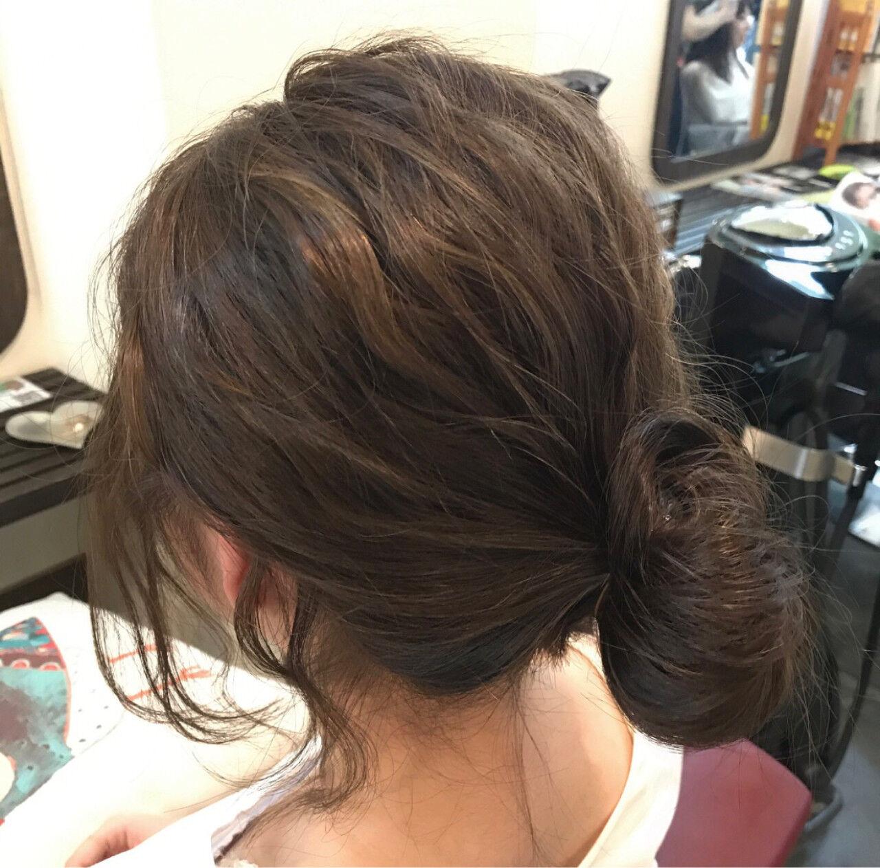 外国人風カラー グレージュ 外国人風 ヘアアレンジヘアスタイルや髪型の写真・画像
