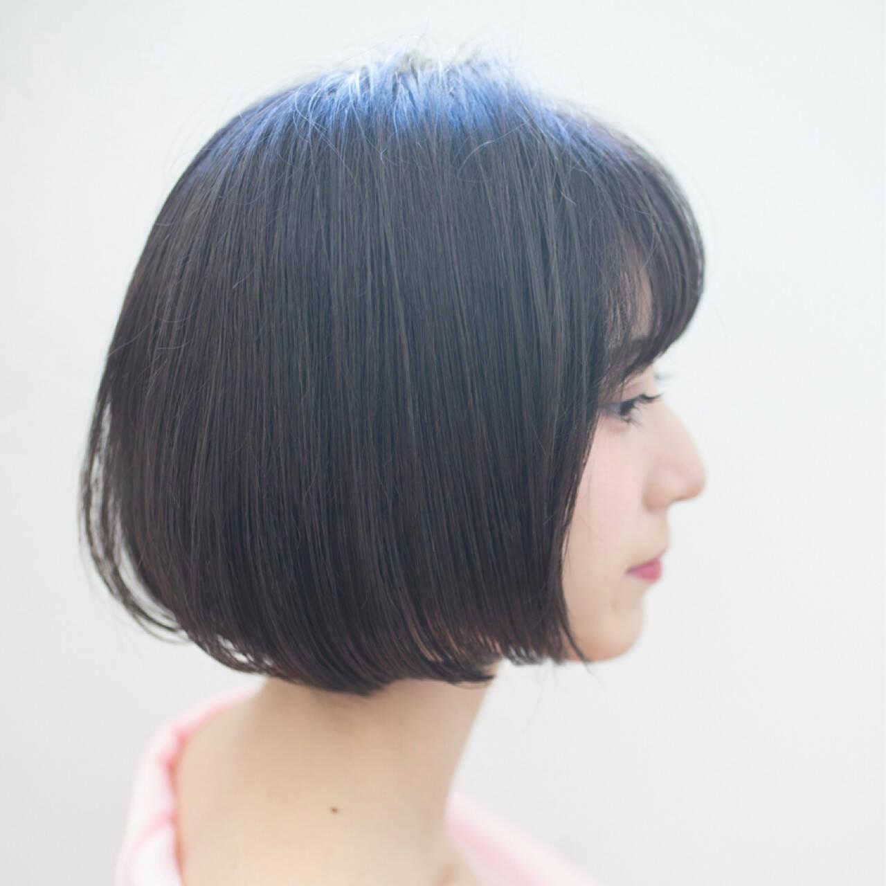大人かわいい 黒髪 ゆるふわ 冬ヘアスタイルや髪型の写真・画像