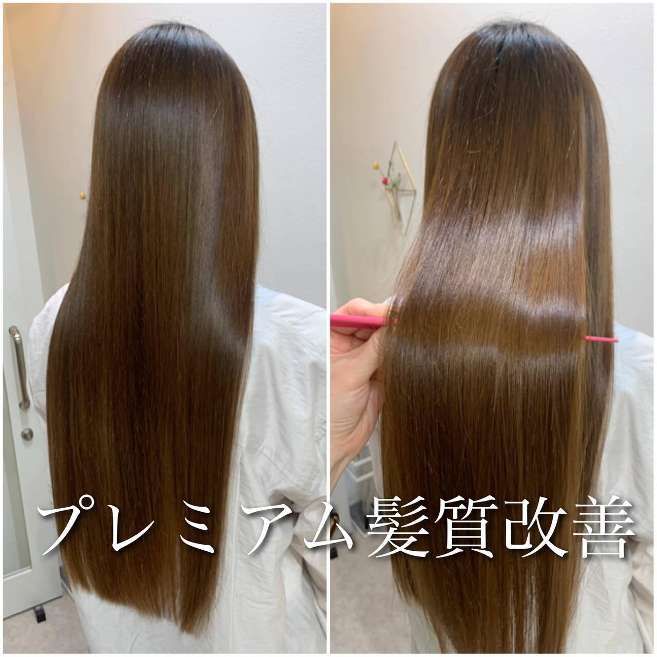 大人かわいい ロングヘア ナチュラル ロングヘアスタイルや髪型の写真・画像