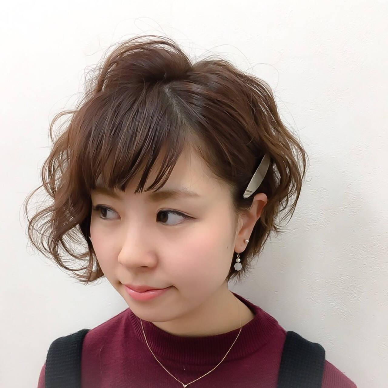 ナチュラル 簡単ヘアアレンジ ヘアアレンジ 小顔ヘアスタイルや髪型の写真・画像