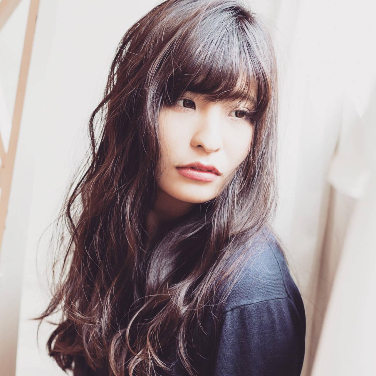 大人女子 大人かわいい ナチュラル フェミニンヘアスタイルや髪型の写真・画像