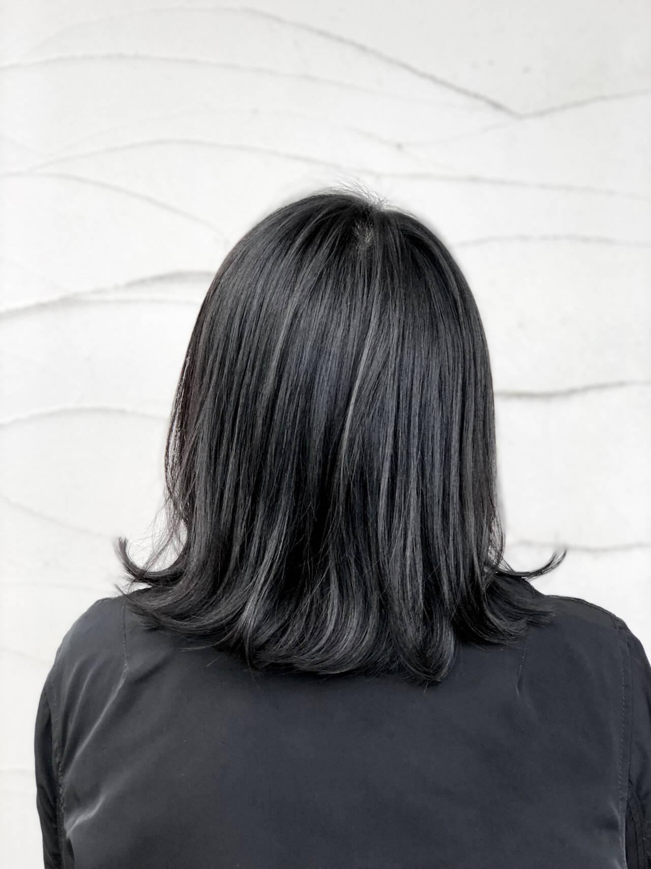 ボブ スポーツ オフィス アウトドアヘアスタイルや髪型の写真・画像