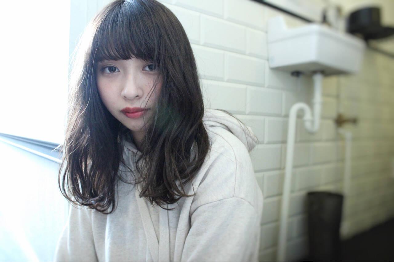 こなれ感 大人女子 小顔 ニュアンスヘアスタイルや髪型の写真・画像