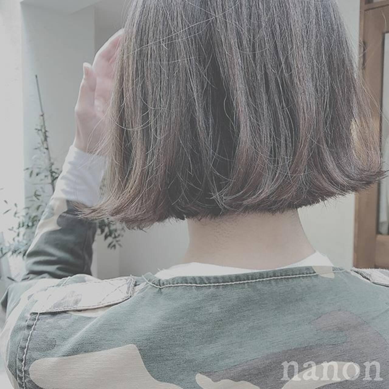 ゆるふわ 大人かわいい 外ハネ モードヘアスタイルや髪型の写真・画像